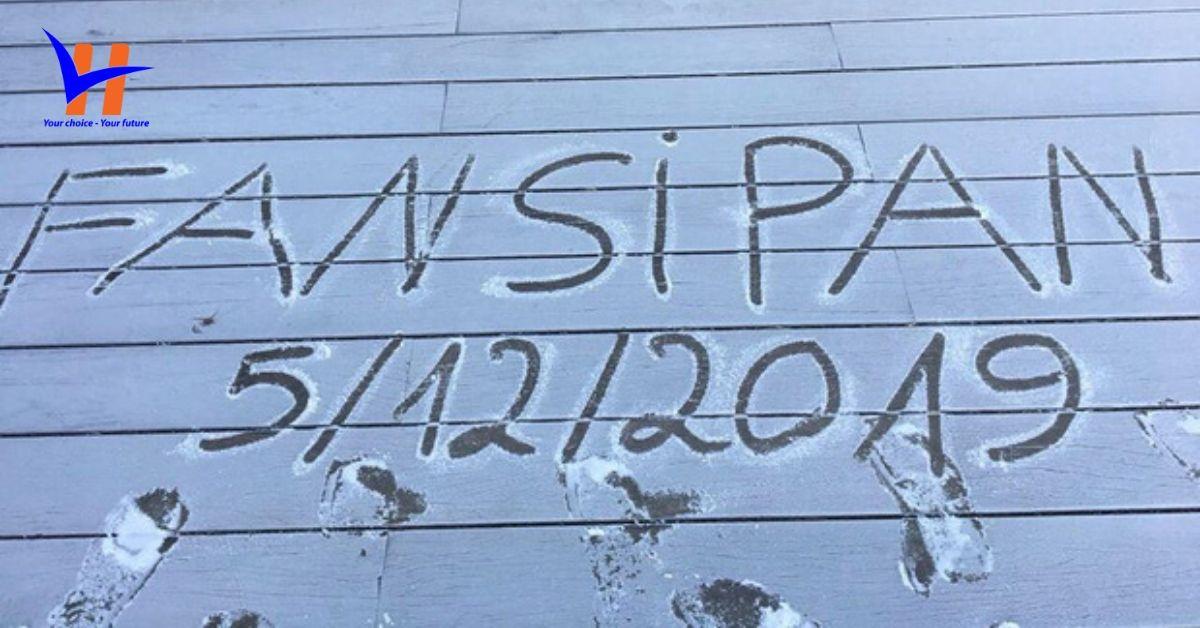 Băng đã phủ trắng đỉnh Fansipan, CĐM mong chờ Sa Pa sẽ có tuyết rơi trong nửa tháng tới