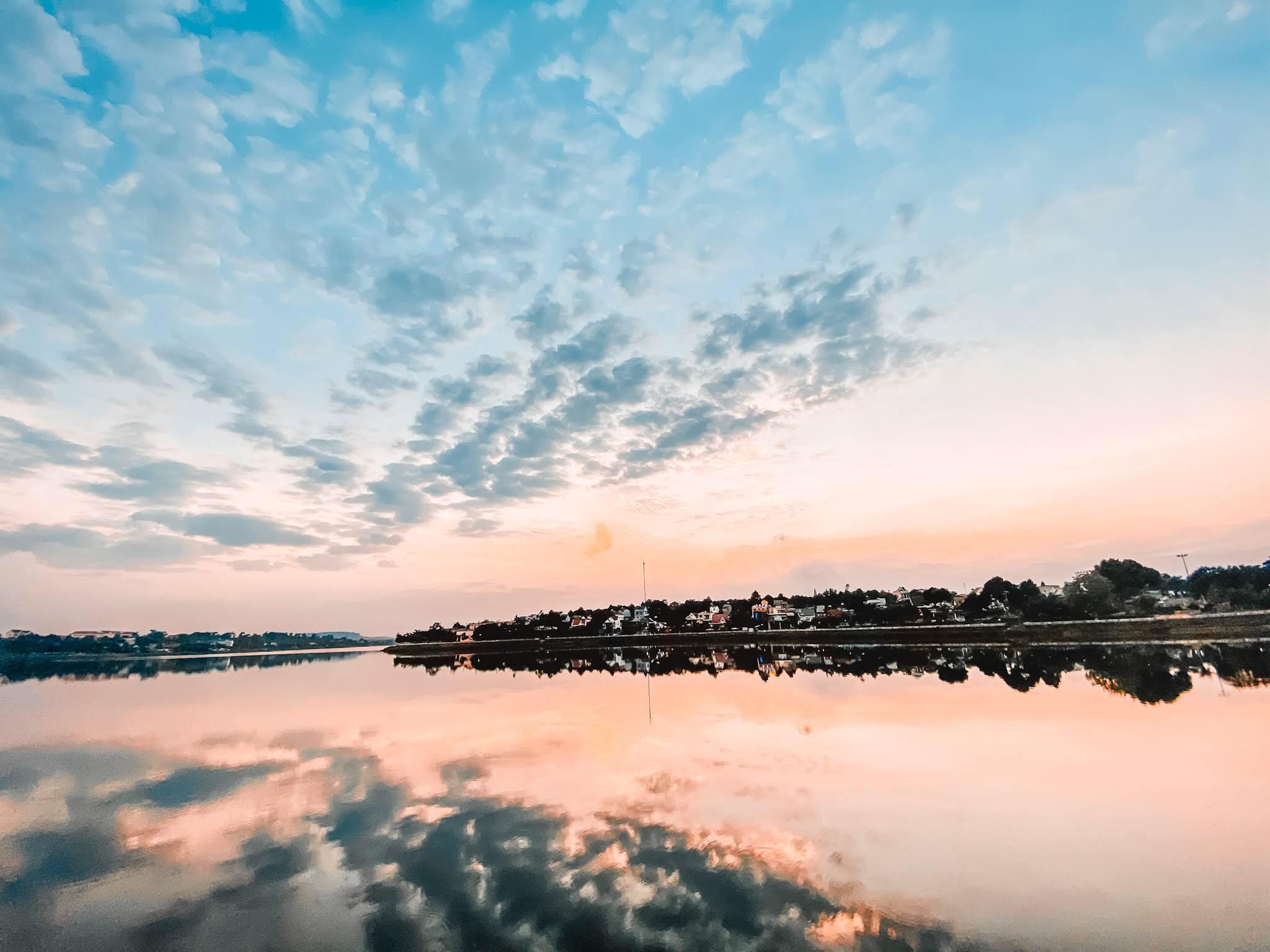 Hồ Tây – Trái Tim Của Đăk Mil