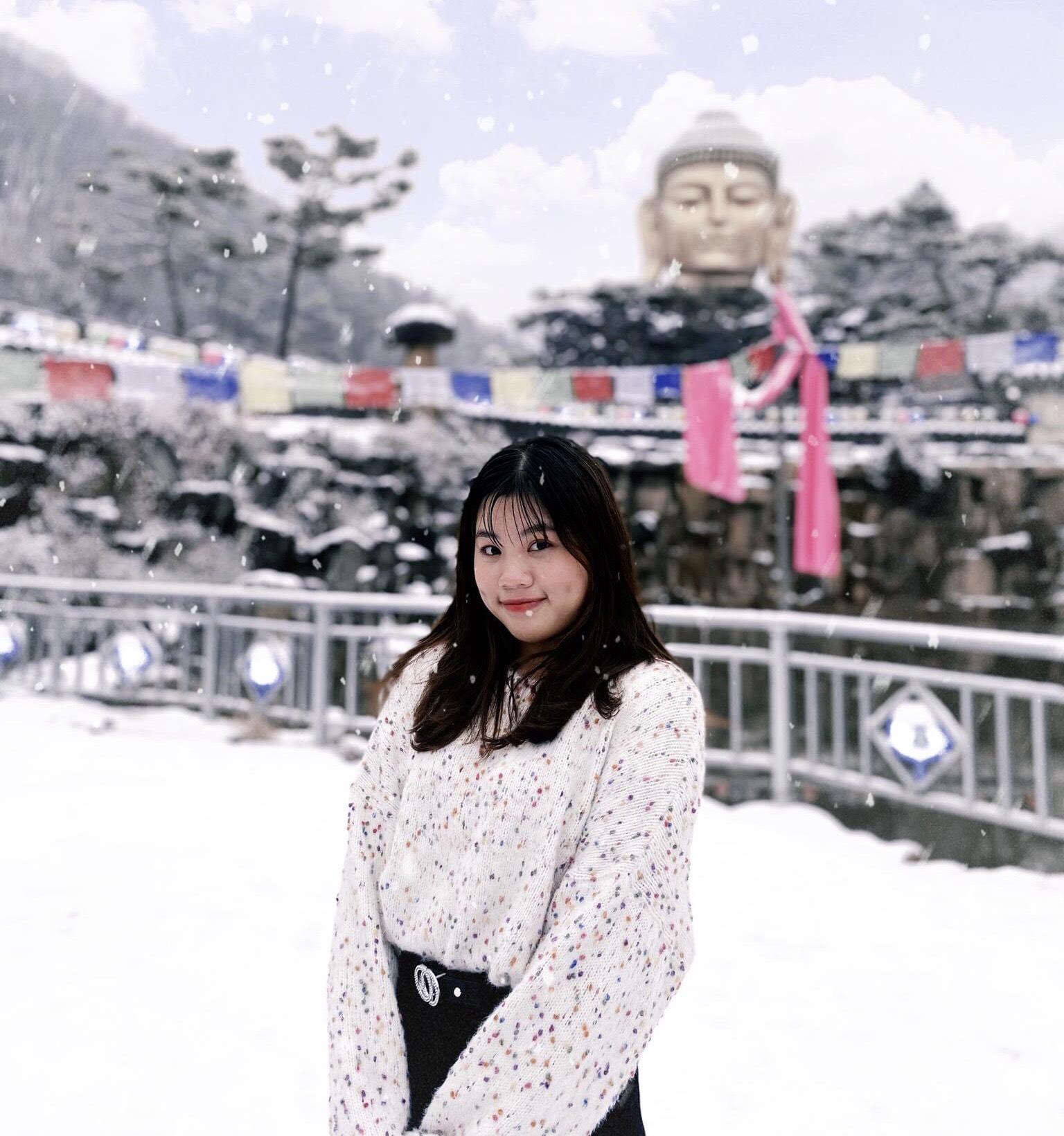 Tuyết Đầu Mùa Ở Hàn Quốc